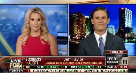 Mphasis | Jeffrey Taylor on Fox Business with Cheryl Casone
