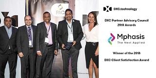 Mphasis   Mphasis Wins DXC Partner Advisory Council Awards